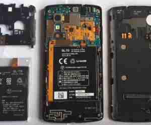 Nexus5バッテリー交換